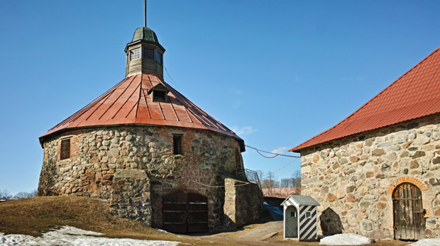 Фото: Приозерск. Часть 3. Крепость Корела